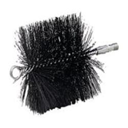 Brushes 6X6 Sq Wire Chimney