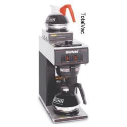 Coffee Brewers W/2 Warmers Bla