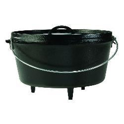 Camp Ovens 8-Qt Lodge Cast Iro