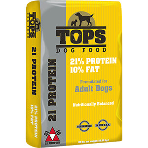 Tops Dog Food