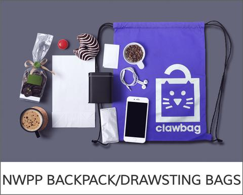 NWPP BACKPACK/DRAWSTRING BAGS
