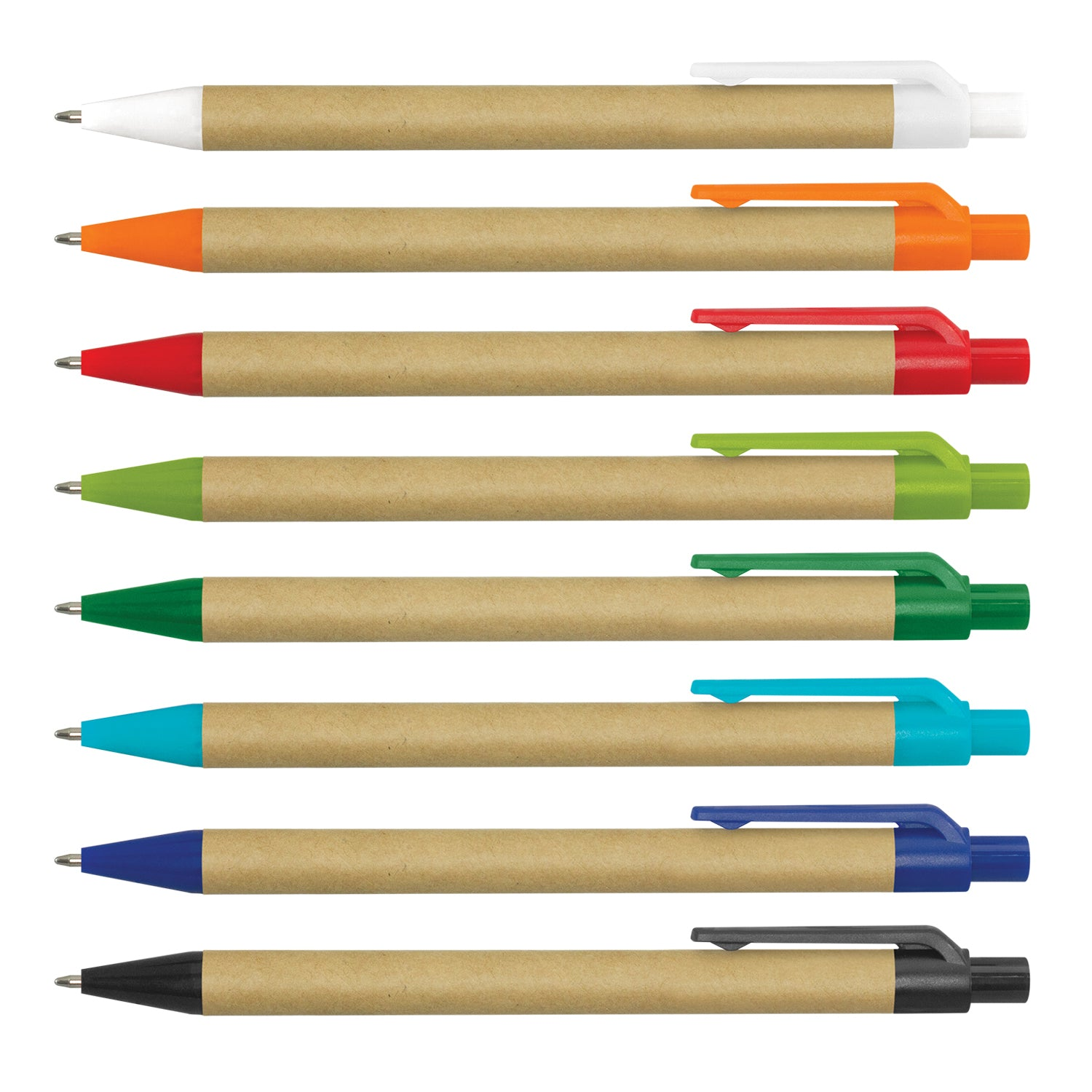 Stock Recycled Paper Pen(SP-46T) - greenpac.com.au