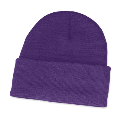 Coloured Roll Up Cuff Beanie(SHW-32T) - greenpac.com.au