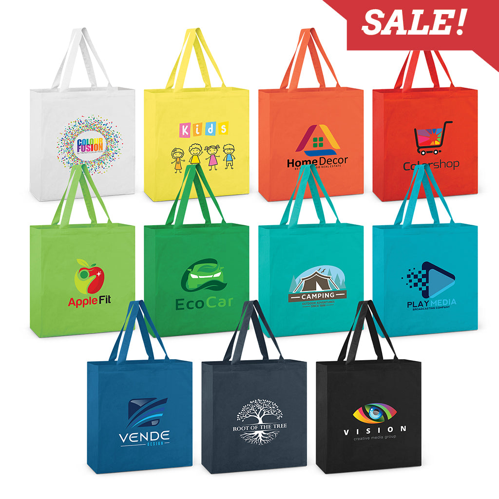 Stock Coloured Cotton Shopping Bag(SCB-20T)