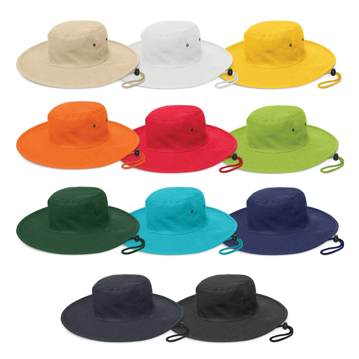 Wide Brim Hat(SHW-23T) - greenpac.com.au