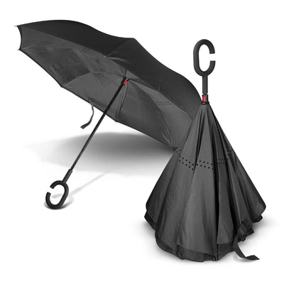 Stay Dry Inverted Umbrella(SUM-15T) - greenpac.com.au