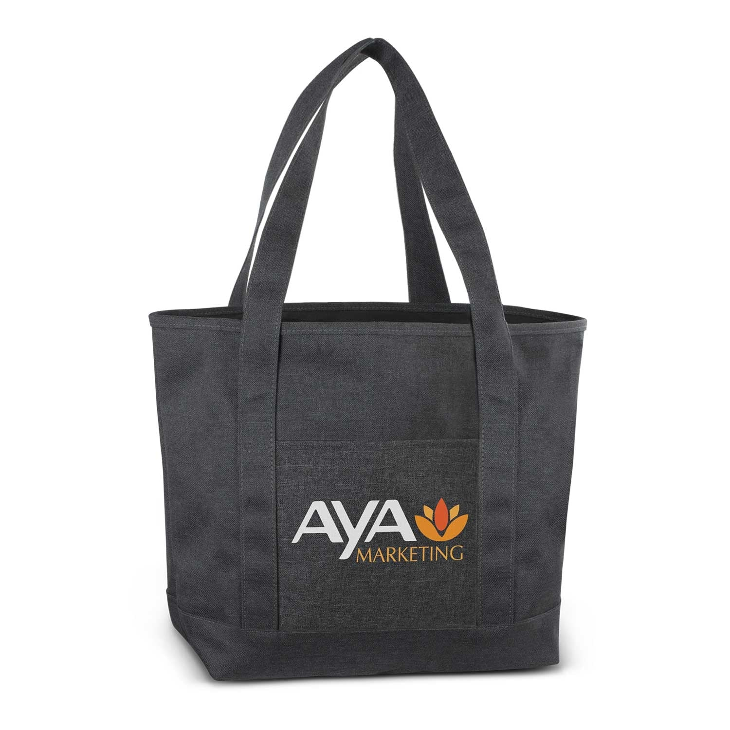 Stock Poly-Canvas Fashion Bag(SCB-45T)