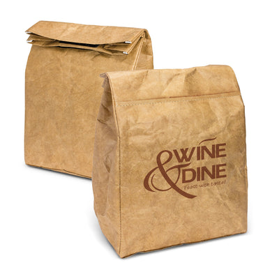Stock Kraft Cooler Lunch Bag(SNB-74T)