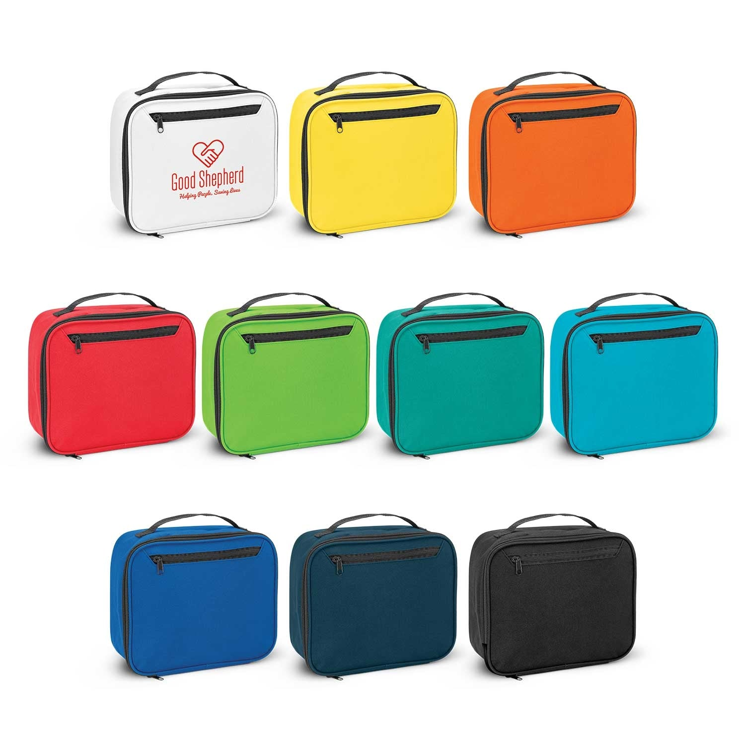 Stock 5 litre Lunch Cooler Bag (SNB-71T) - greenpac.com.au
