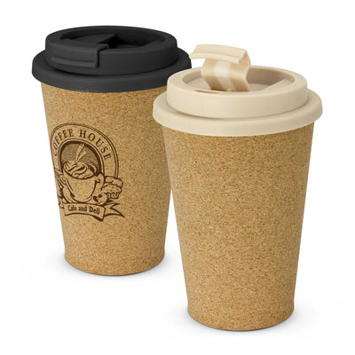 ECO Cork Coffee Cup (SDW-97T) - greenpac.com.au