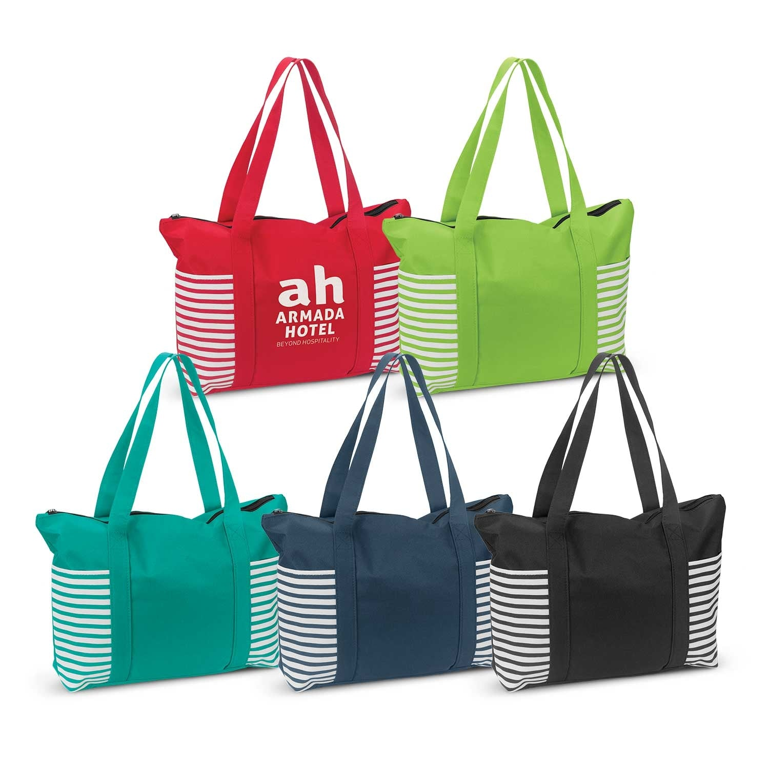 Stock Poly Fashion Tote(SNB-105T)