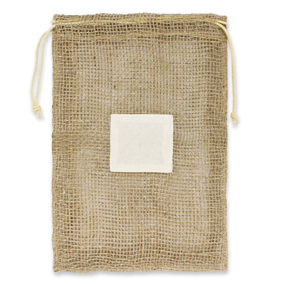 Stock Jute Net Produce Bag(SJB-23T) - greenpac.com.au