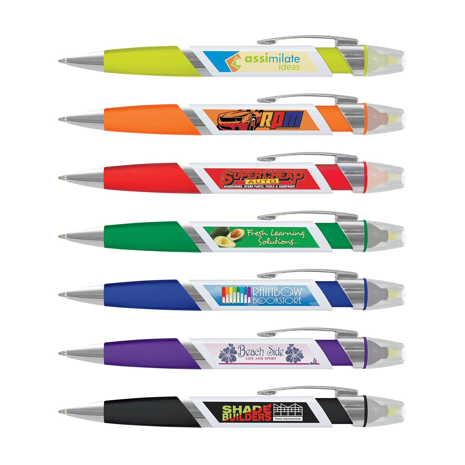Stock Avenger Highlighter Pen(SP-76T) - greenpac.com.au