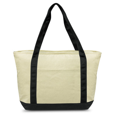 Stock Calico Cooler Bag (SNB-75T)