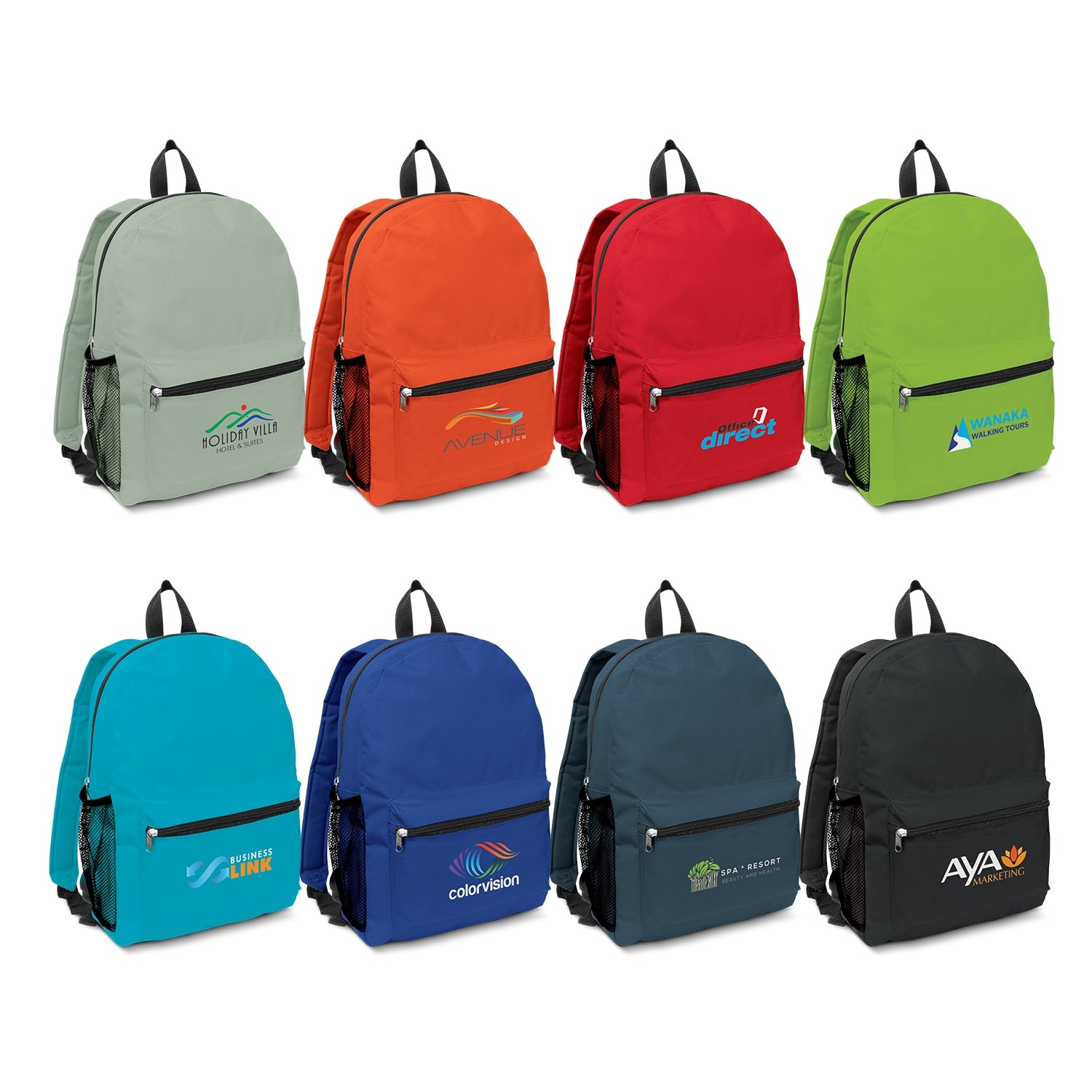 Stock Budget Backpack(SNB-87T) - greenpac.com.au