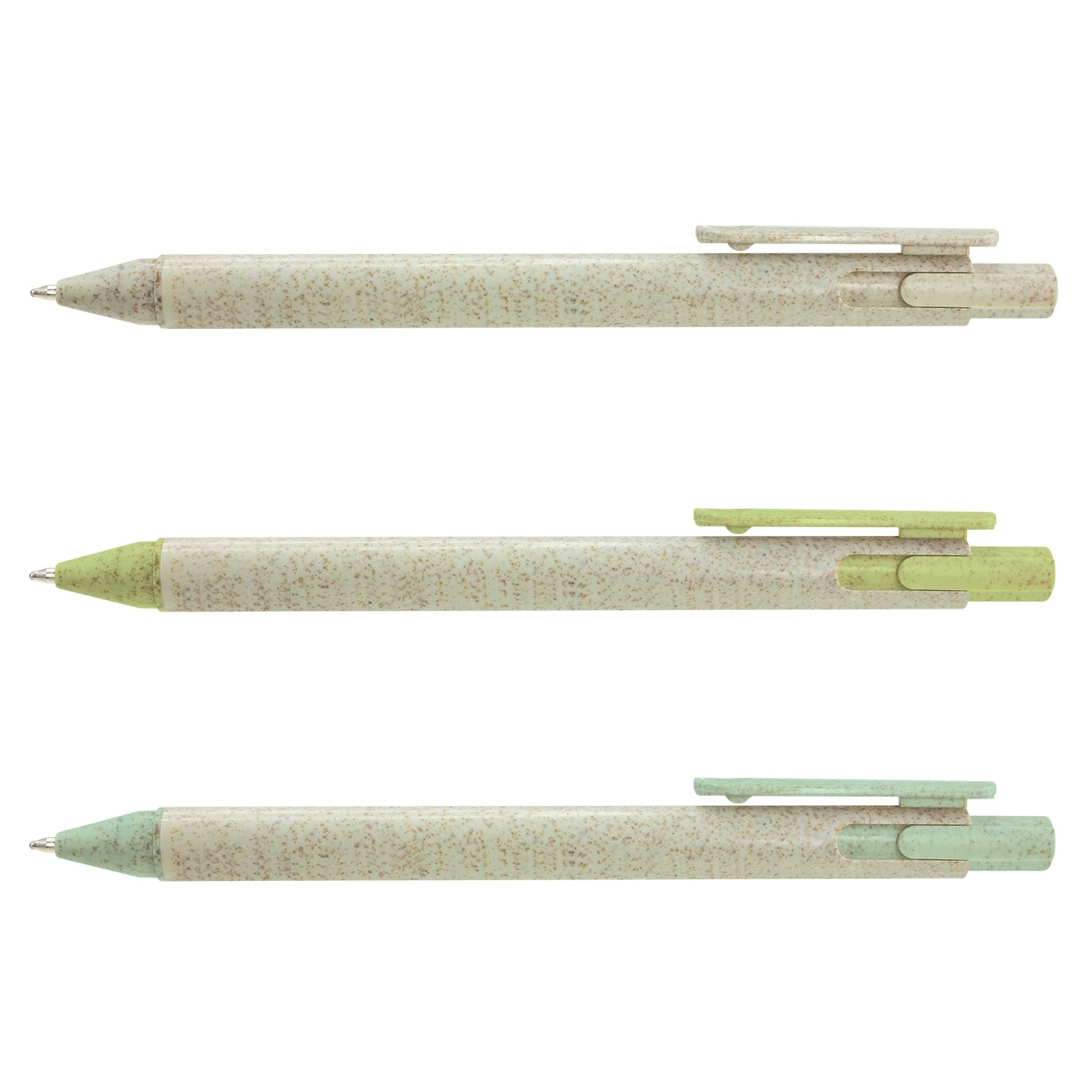 Stock Wheat Straw Eco Choice Pen(SP-47T) - greenpac.com.au