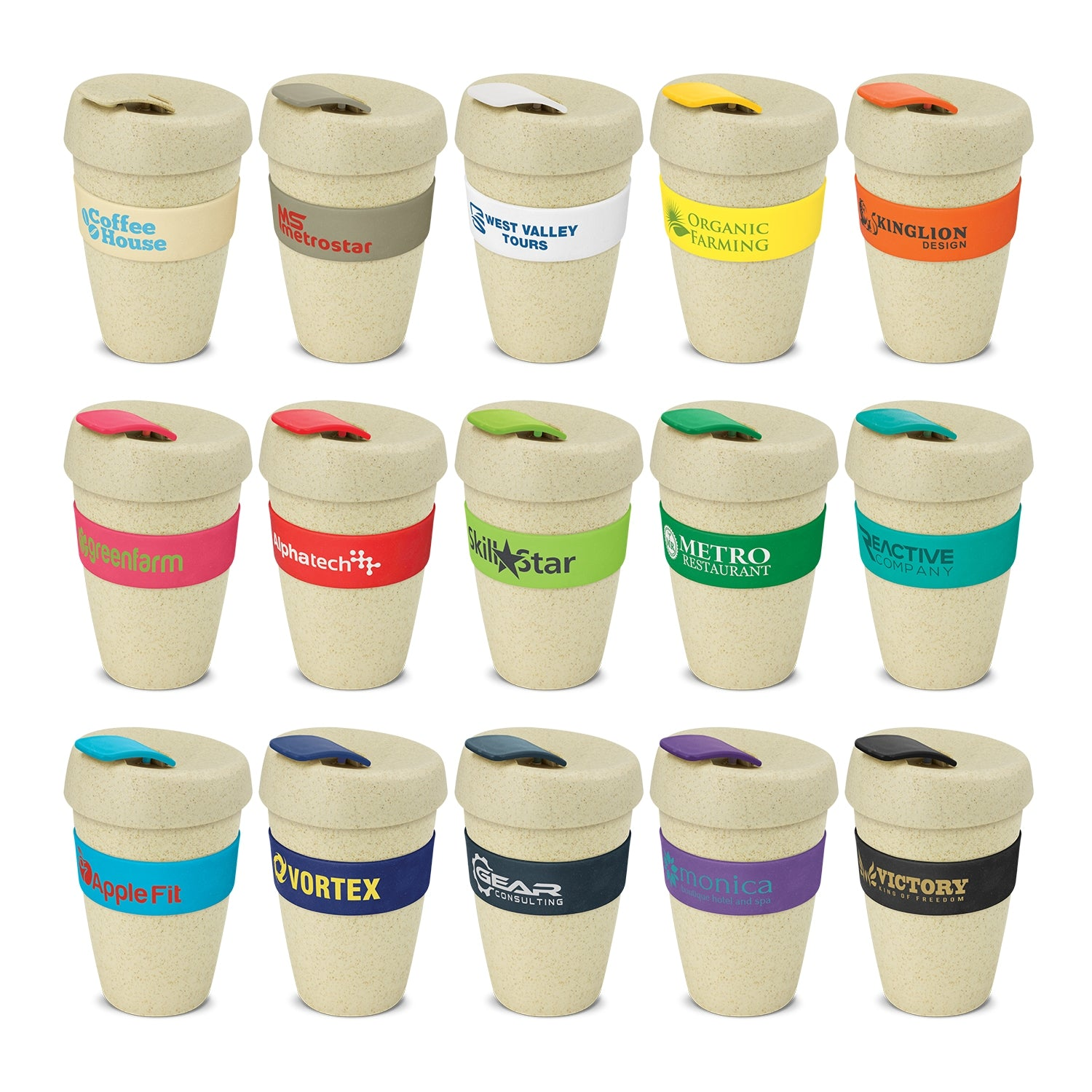 Double Wall ECO Natura Express Cup-340ml (SDW-112T) - greenpac.com.au