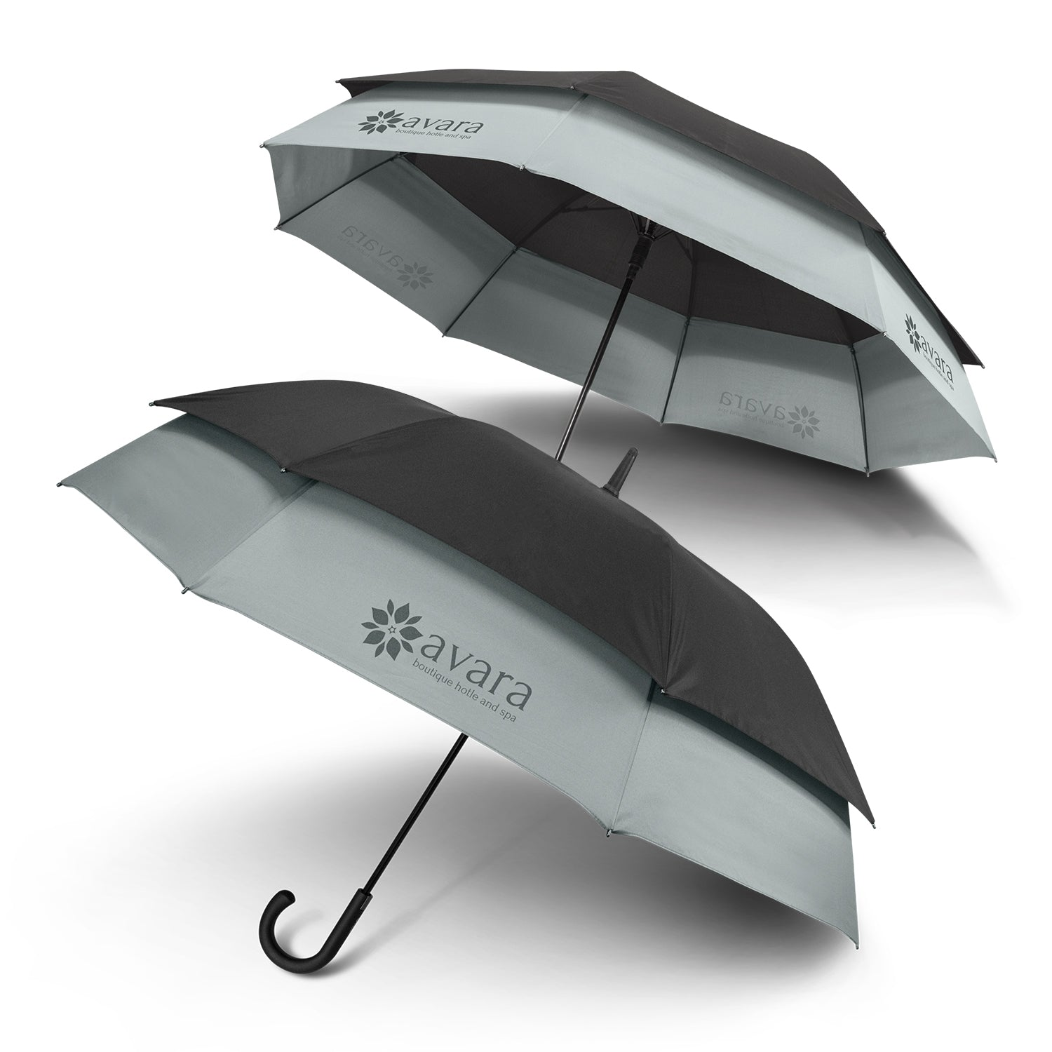 Stormproof Swiss Peak Expandable Umbrella(SUM-21T) - greenpac.com.au