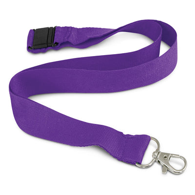 Eco Cotton Lanyard(SLY-14) - greenpac.com.au