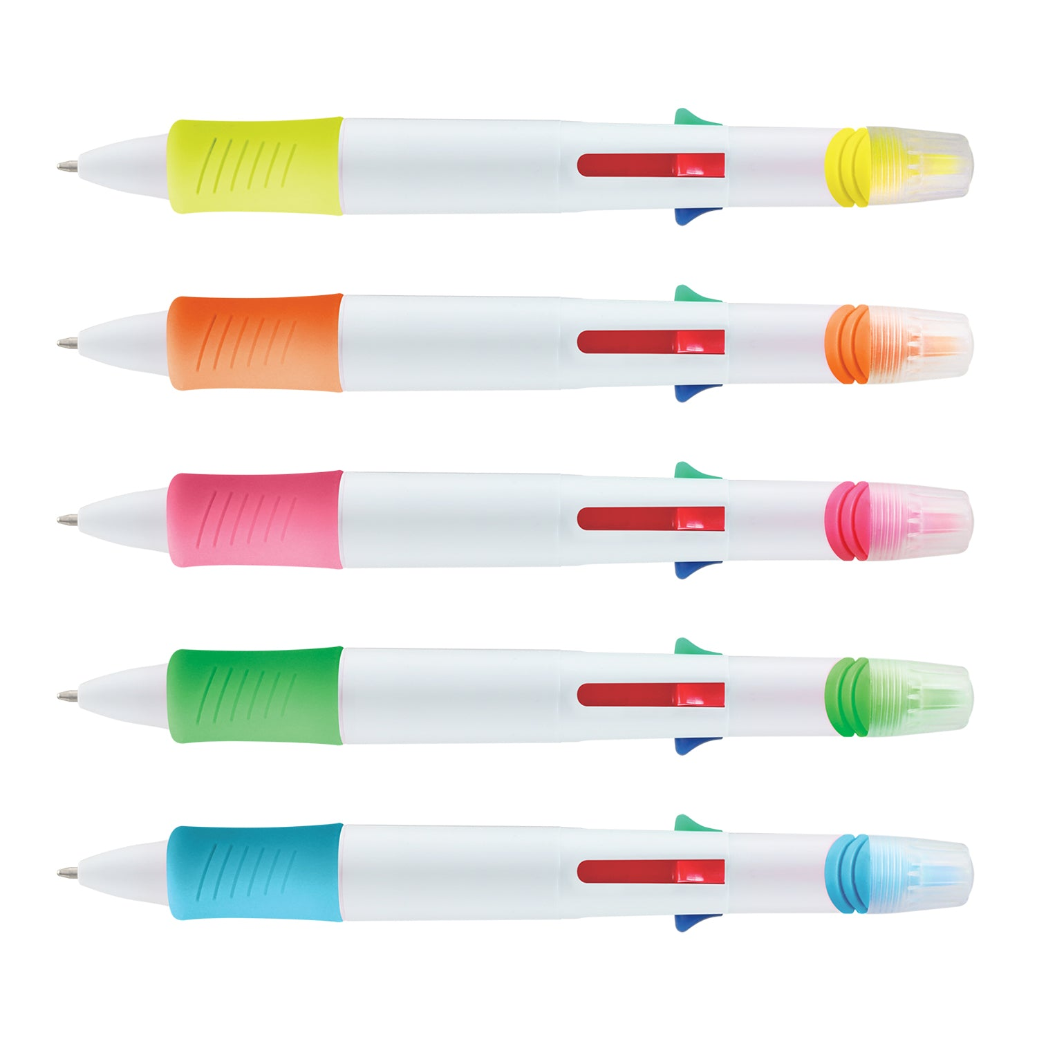 Stock Tetra Highlighter Pen(SP-75T) - greenpac.com.au