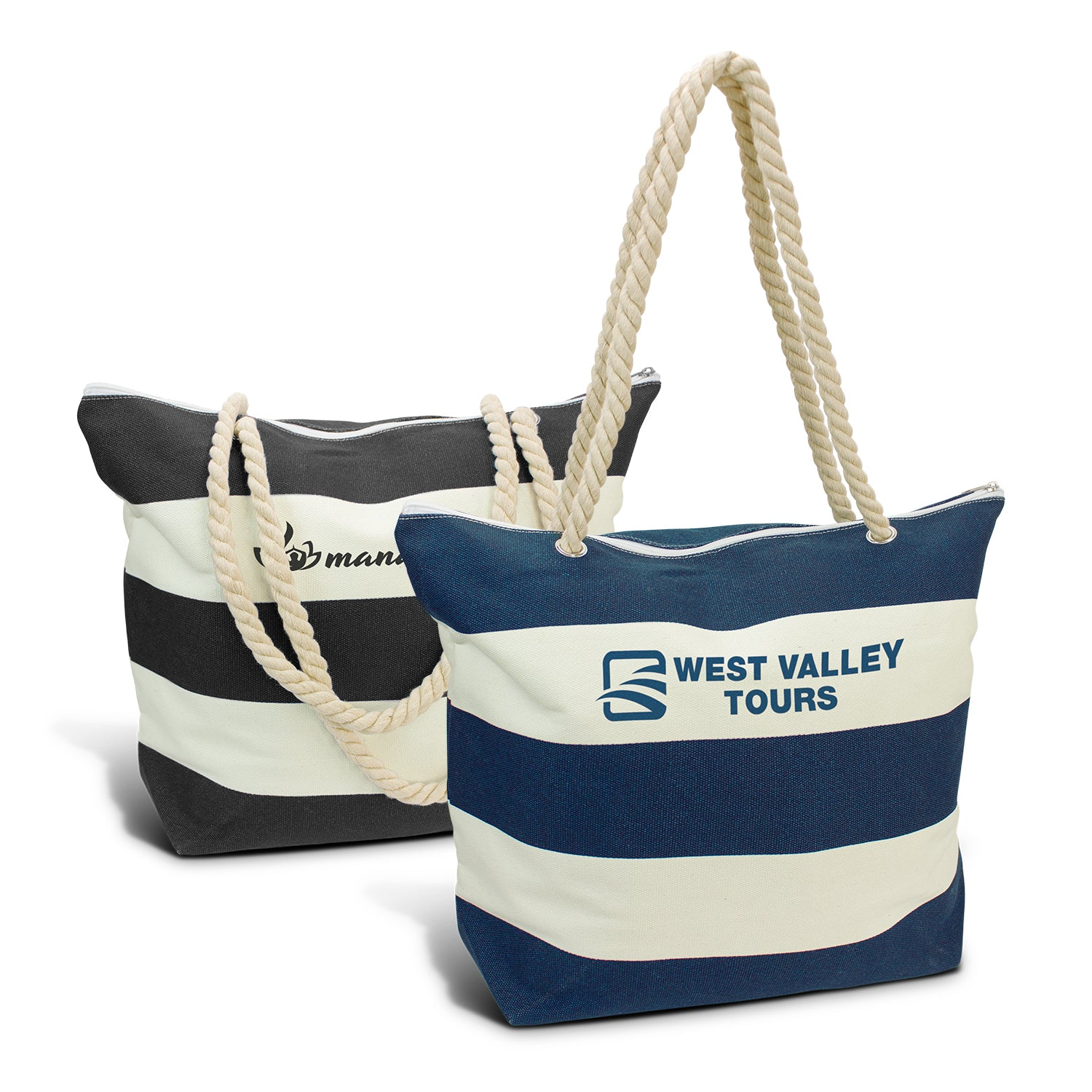 Stock Canvas Beach Bag(SCB-44T)