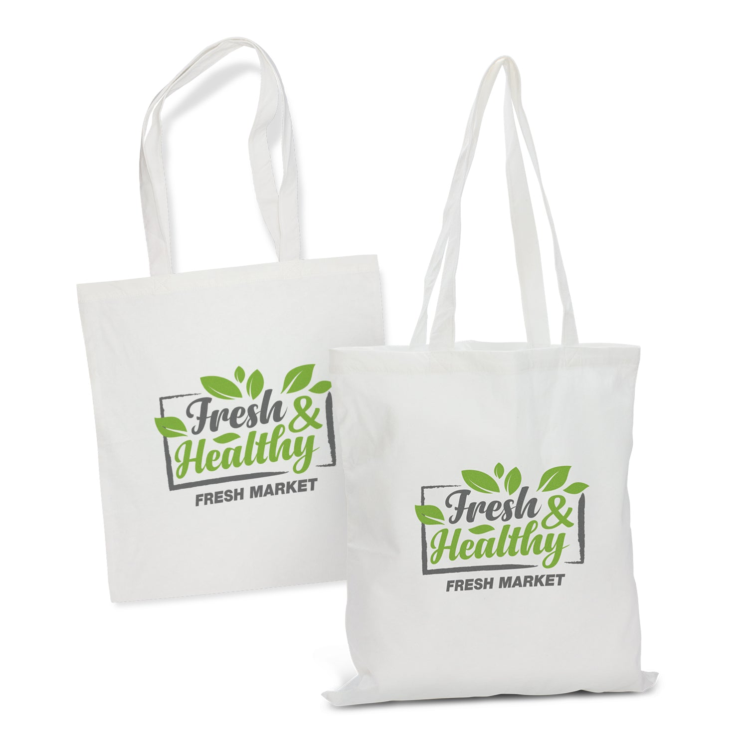 Stock Bamboo Tote Bag(SCB-36T) - greenpac.com.au