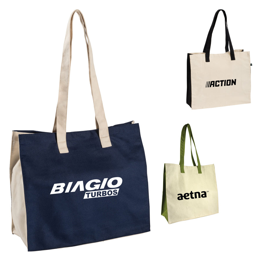 Stock Cotton Shopper(SCB-35H) - greenpac.com.au