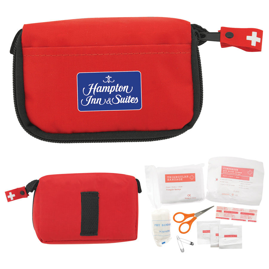 First Aid Travel Kit - 13 Piece(SOD-26)