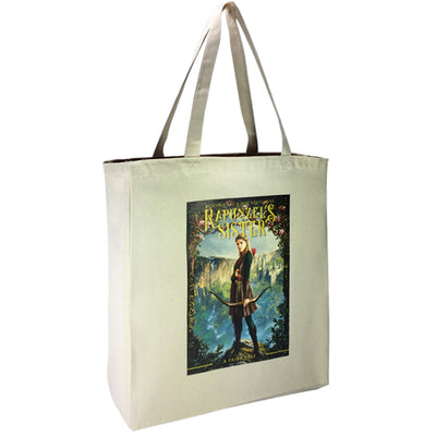 Stock Thick Canvas Shopping Bag with Gusset(SCB-32G)