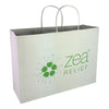 Stock Kraft Paper Shopper Bag(SKP-03D) - greenpac.com.au