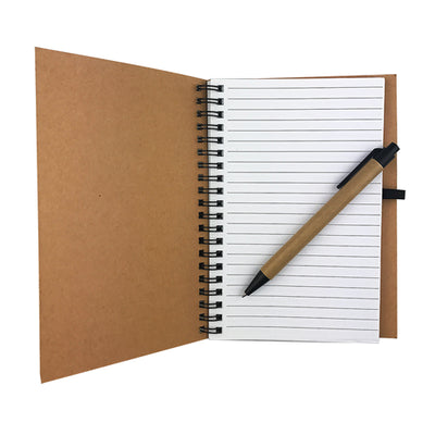 Cork Cover B6 Notebook(SNBS-25D) - greenpac.com.au