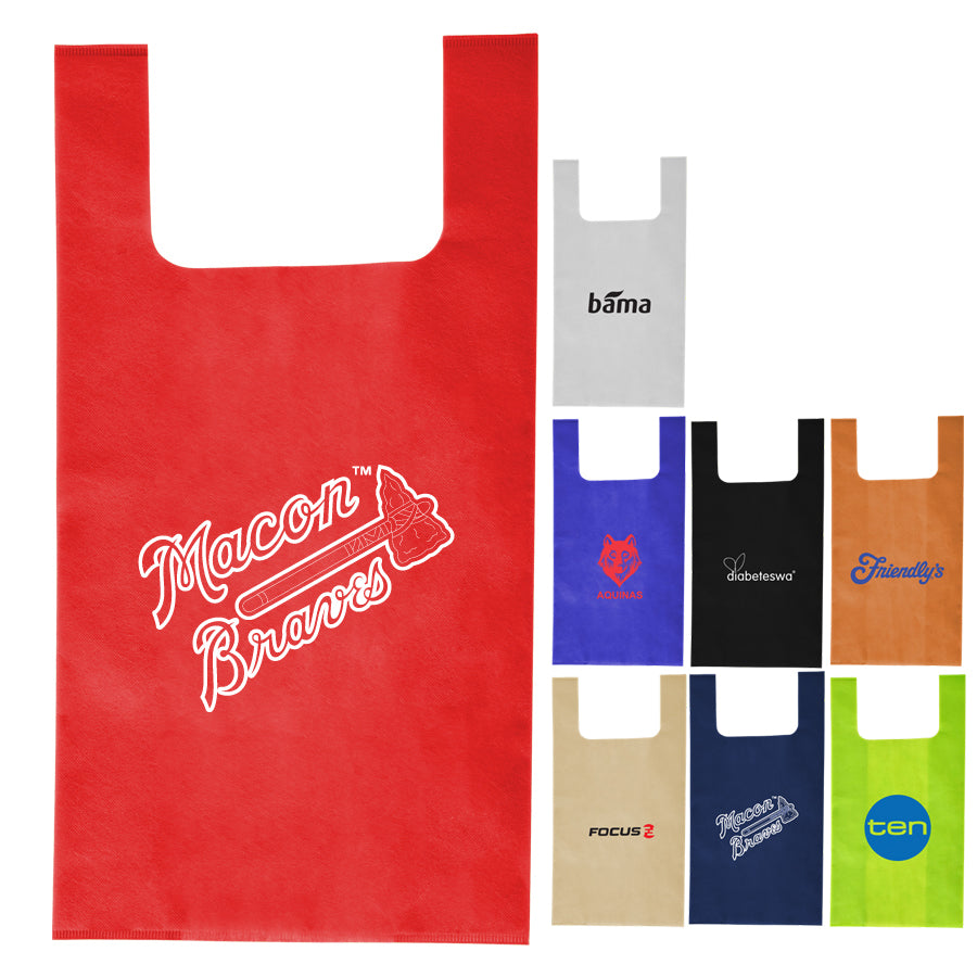 Stock Light-weight Grocery Bag(SNB-90H) - greenpac.com.au