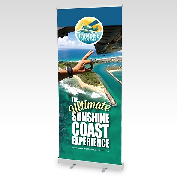Standard Pull Up Banners(BP-07) - greenpac.com.au