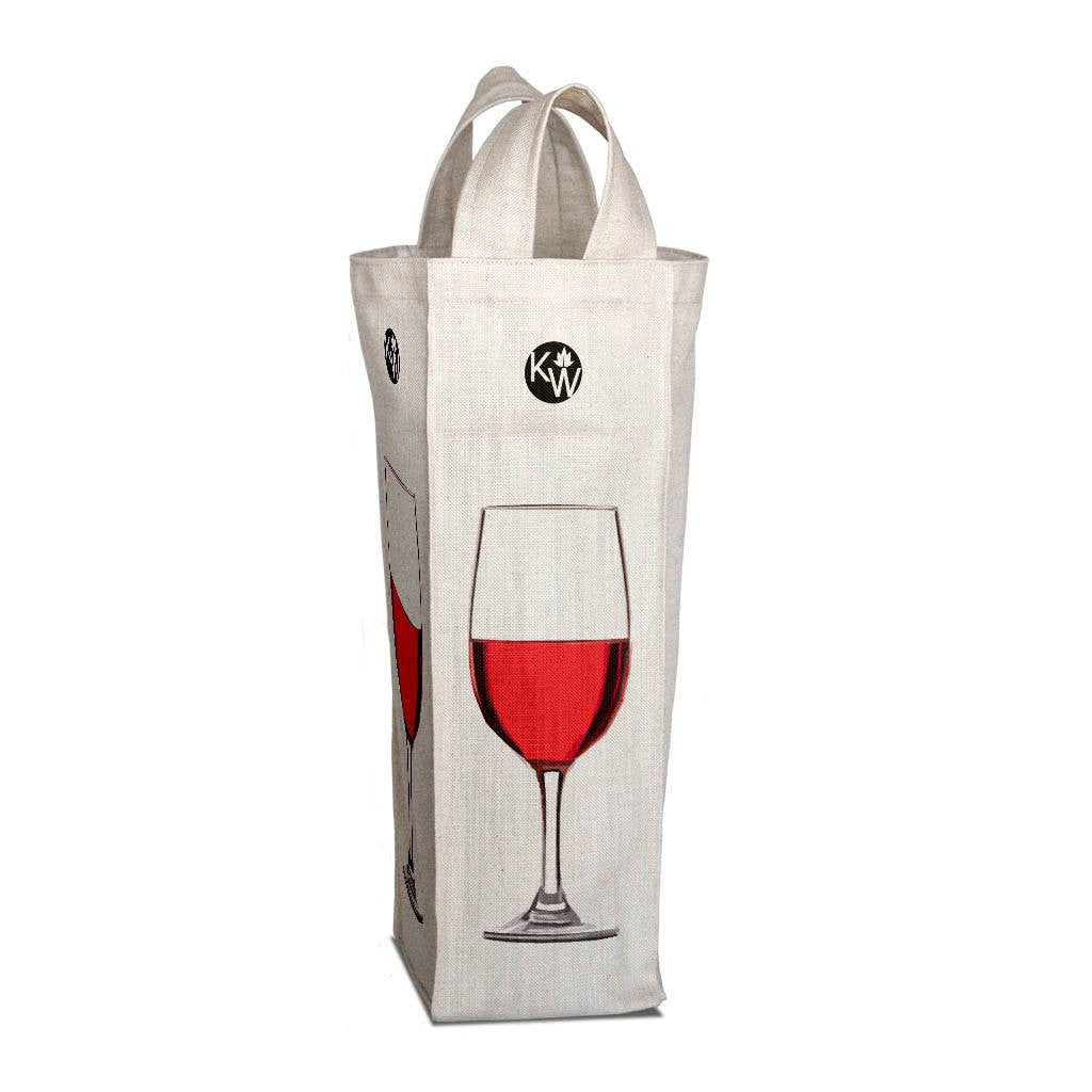 Calico Bottle Bag(CA-17) - greenpac.com.au