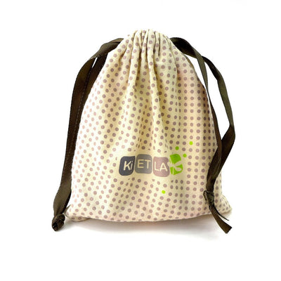 Calico Mini Drawstring  Bag(CA-06) - greenpac.com.au