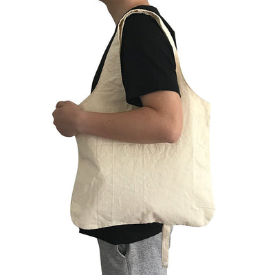 Calico Roll Up Bag(CA-05) - greenpac.com.au