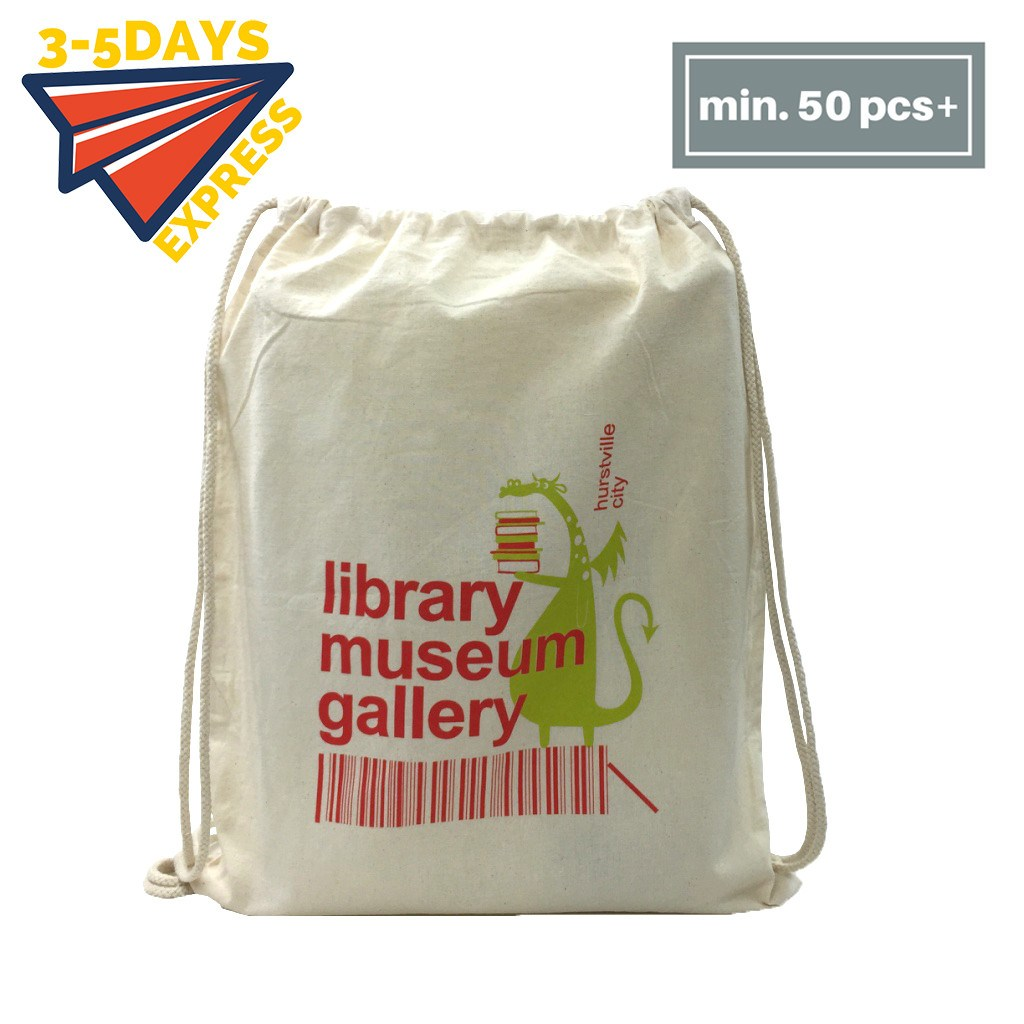 Stock Calico Library Backpack(SCB-08D) - greenpac.com.au