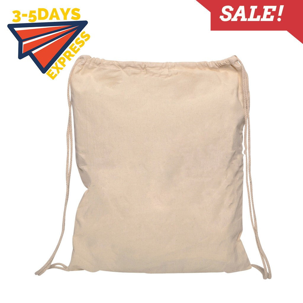 Stock Calico Library Bag (SCB-14) - greenpac.com.au