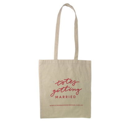 Calico Bag - Stock Calico Tote Bag With Extra Long Handle(SCB-04)