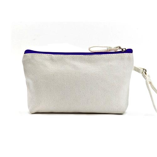 Calico Bag - Stock Canvas Cosmetic Bag(SCB-25D)