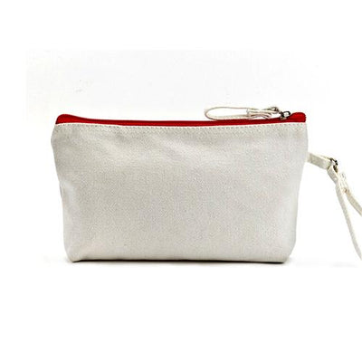 Stock Canvas Cosmetic Bag(SCB-25D) - greenpac.com.au