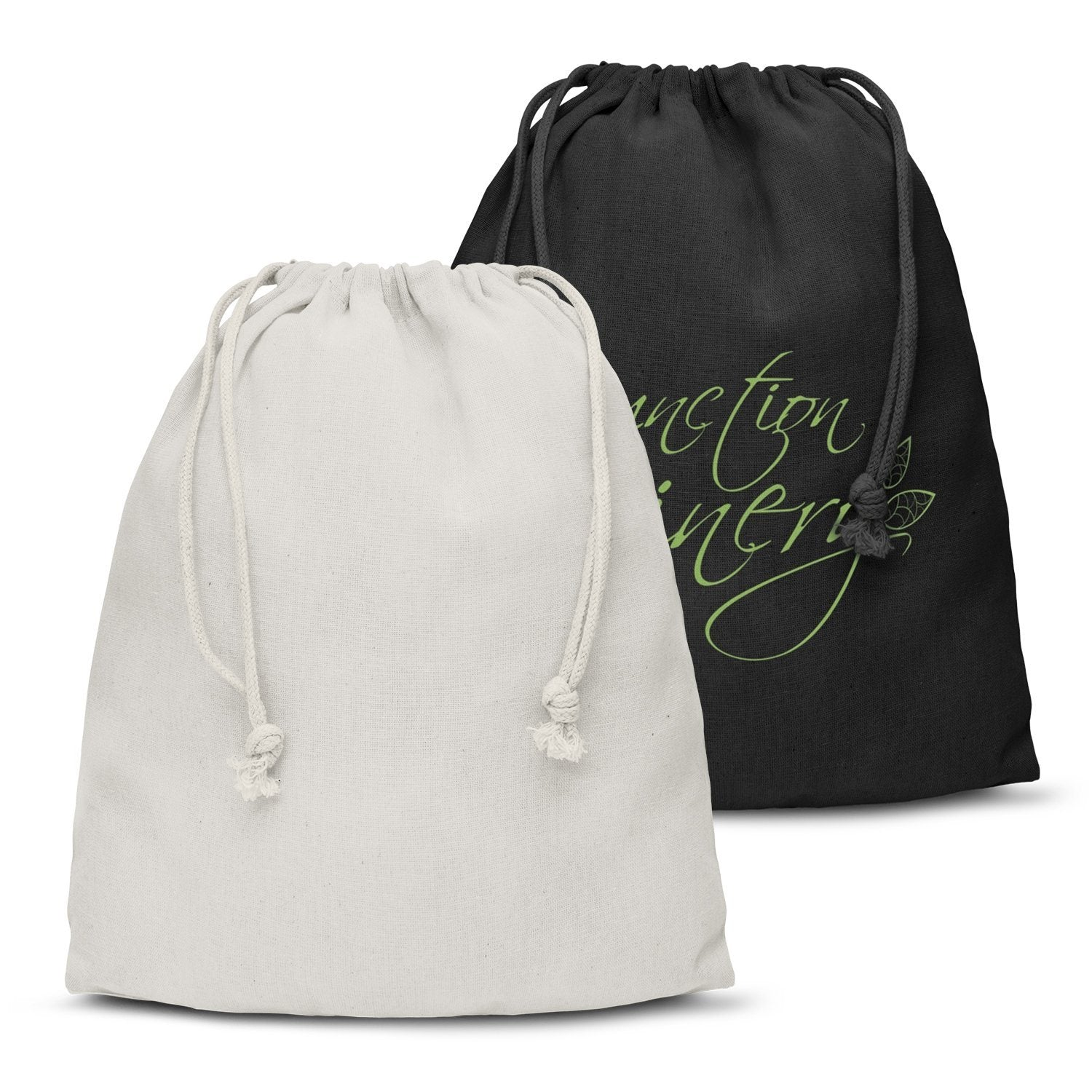 Stock Cotton Gift Bag-Large(SCB-27T) - greenpac.com.au
