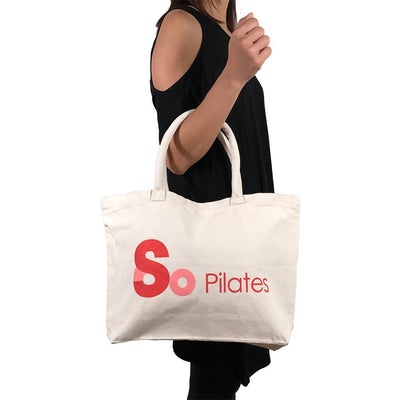 Stock Cotton Shopper(SCB-11) - greenpac.com.au