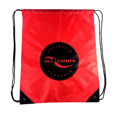 Calico Bag - Stock Nylon Backsack(SNB-16)