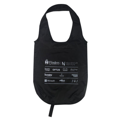 Calico Bag - Stock Nylon Foldable Shopper(SNB-17)