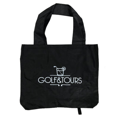 Stock Nylon Foldable Tote(SNB-18D) - greenpac.com.au