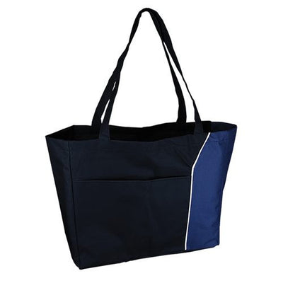 Calico Bag - Stock Nylon Shopper Tote(SNB-20)