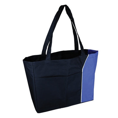 Stock Nylon Shopper Tote(SNB-20) - greenpac.com.au