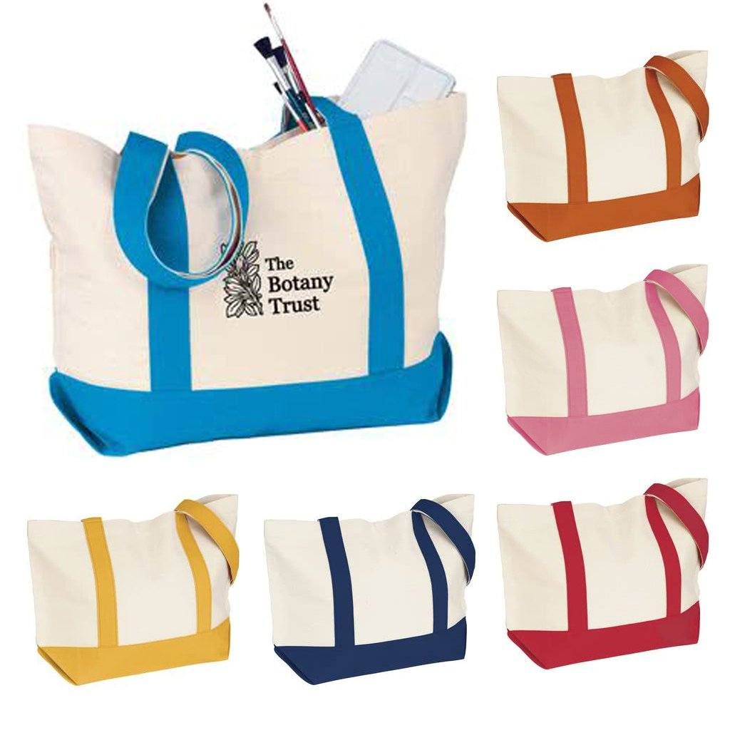 Canvas Snap Bag(CB-24) - greenpac.com.au