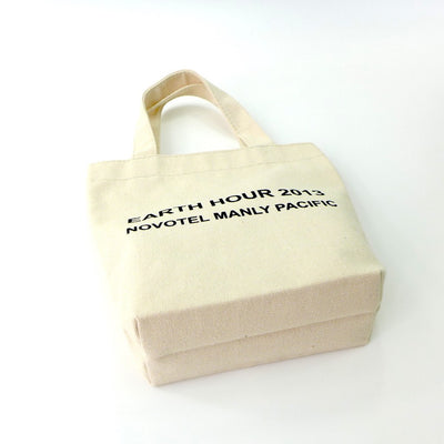 Cotton Chic Tote Bags-Small (CB-06) - greenpac.com.au